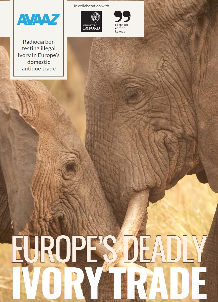 Europe Ivory Research - Avaaz-EAL-Oxford