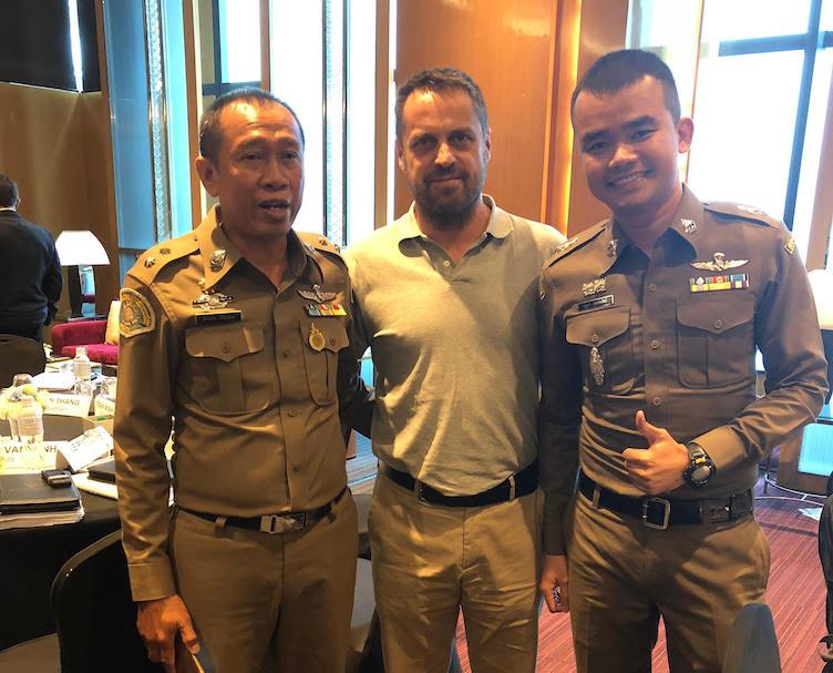 Bangkok training