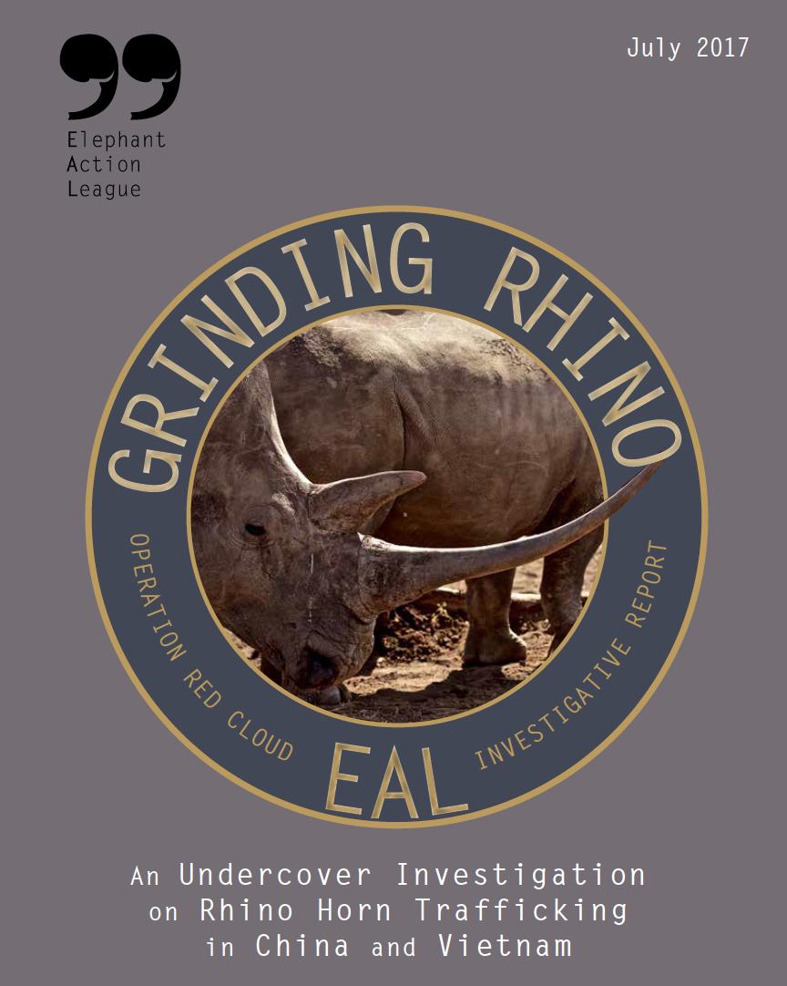 Grinding Rhino cover web