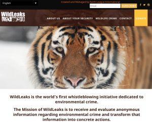 WildLeaks whistleblowing
